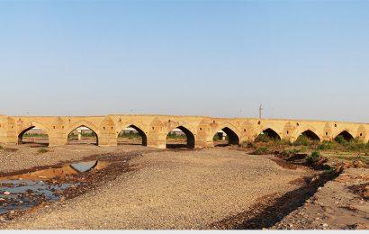 پل شهر چای (۲۳ پل) میانه