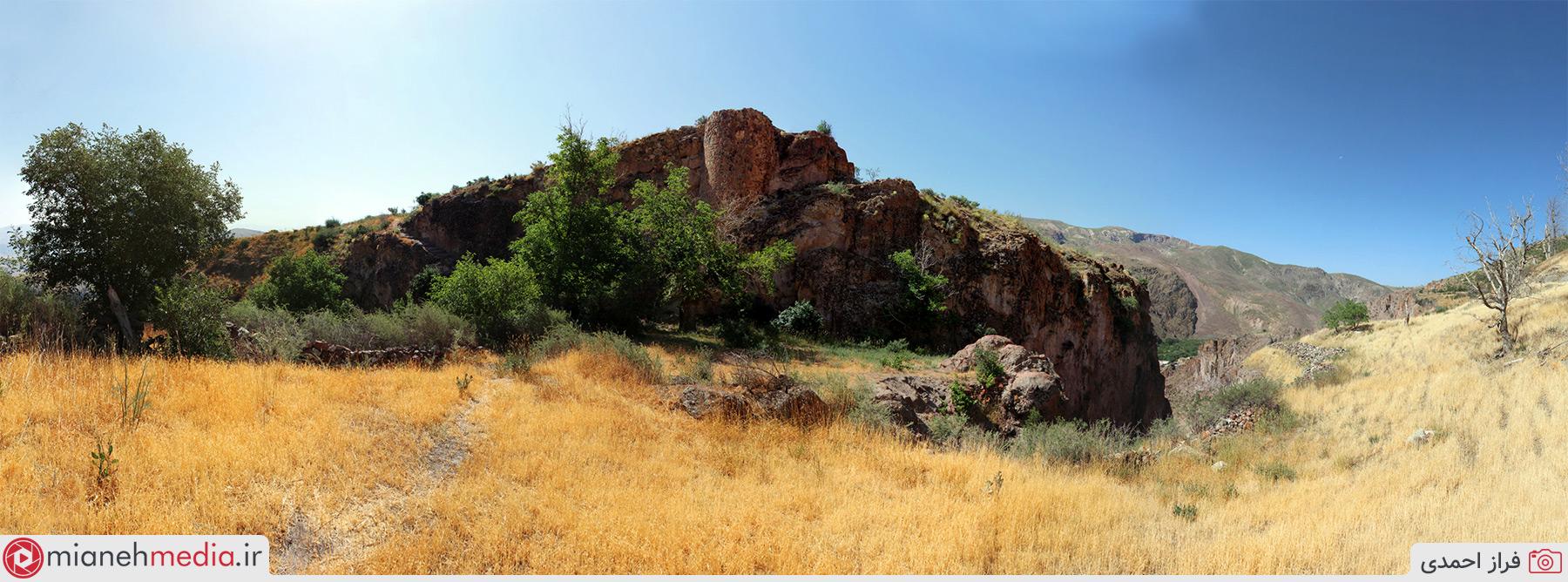 قلعه سنگی کاغذکنان