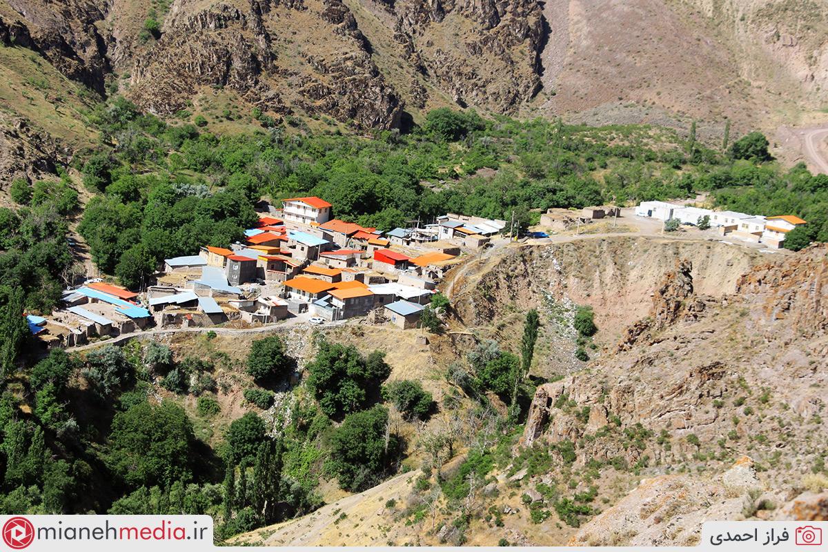 روستای قاراب سفلی (آشاغی کروو)