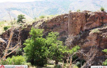 قلعه سنگی کاغذکنان (داش قالا)