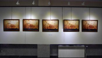 """نمایشگاه انفرادی عکس سالار پویان، با عنوان """"ج مثل جنگ"""""""