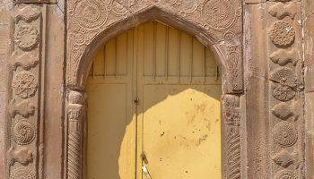 عکس مسجد سنگی ترک