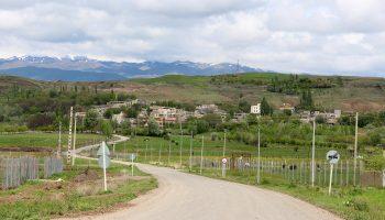 روستای صومعه کبودین (کؤورون سوما)