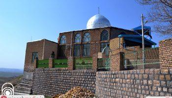 امامزاده روستای چنار