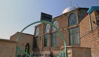 امامزاده روستای چنار میانه