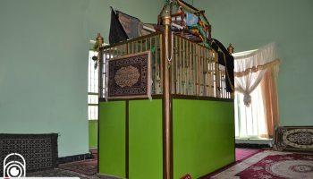 بارگاه امامزاده روستای چنار
