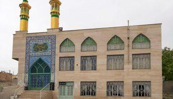 مسجد روستای النجارق