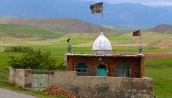 امامزاده سیده ام کلثوم (ع) روستای کندوان