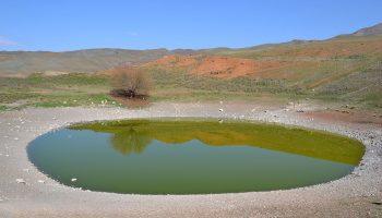 دیب سیز گول روستای دیزگوین