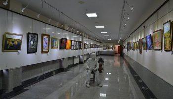 نمایشگاه جمعی انجمن هنرهای تجسمی