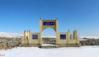 گلزار شهدای شهر ترکمنچای