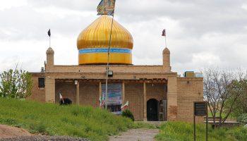 امامزاده محمد (ع) روستای کندوان