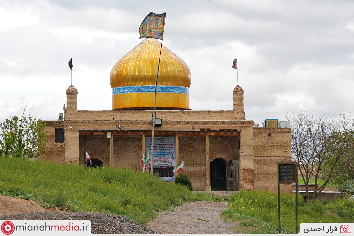 امامزاده محمد کندوان