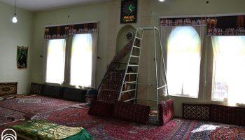 امامزاده روستای شیویار