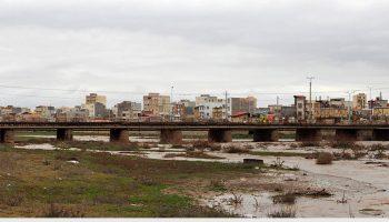پل حصار میانه