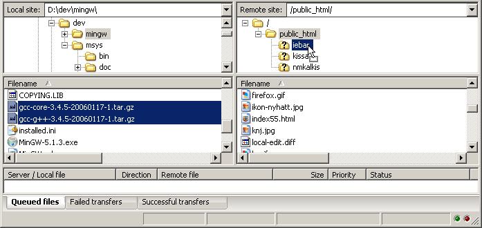 آموزش Filezilla