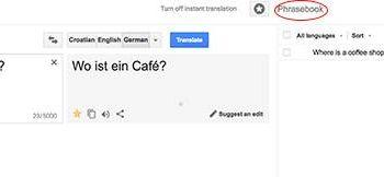 مترجم گوگل و ۱۲ عملکرد کاربردی و جالب آن