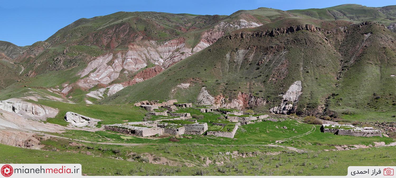 روستای آسلی کئش