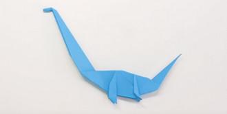 دایناسور کاغذی