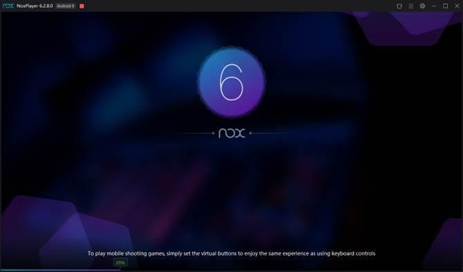 نصب بازی در شبیه ساز اندروید Nox