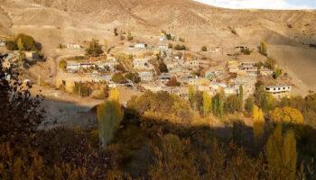 طبیعت بکر روستای گاولیق