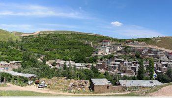 روستای توشمانلو (توشمانلی)
