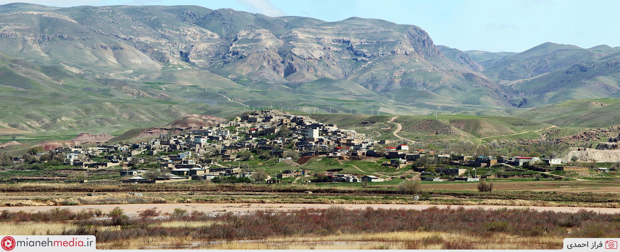 روستای ممان (مامان)