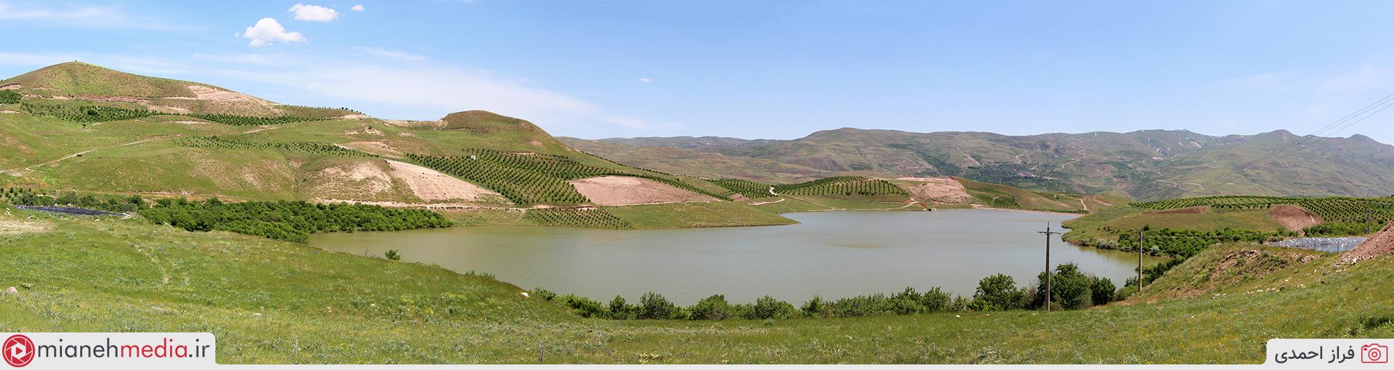 سد روستای توشمانلو
