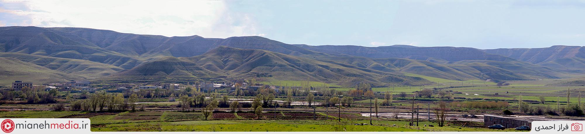 روستای تازه کند دیوانلیق (دووانلی تزه کند)