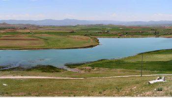 سد خاکی روستای زاویه