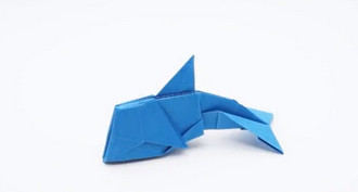 کاردستی دلفین