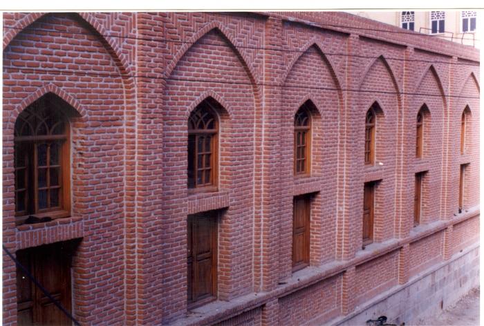 مسجد مهرآباد
