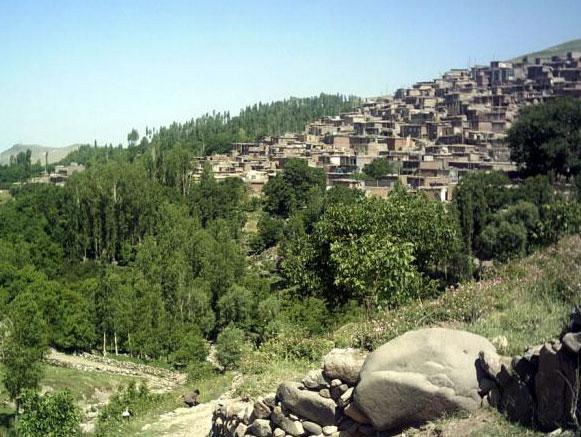 روستای گنبرف
