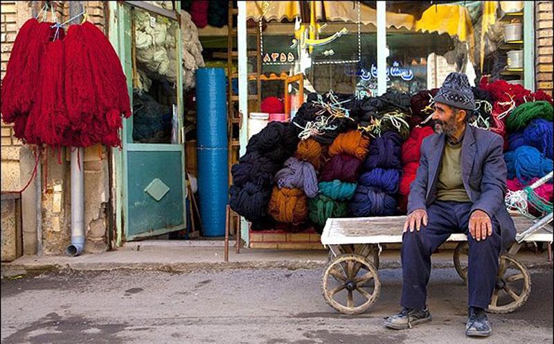 عکس بازار اهر