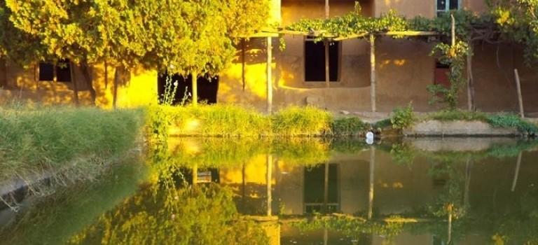 عمارت پیر آباد ایلخچی