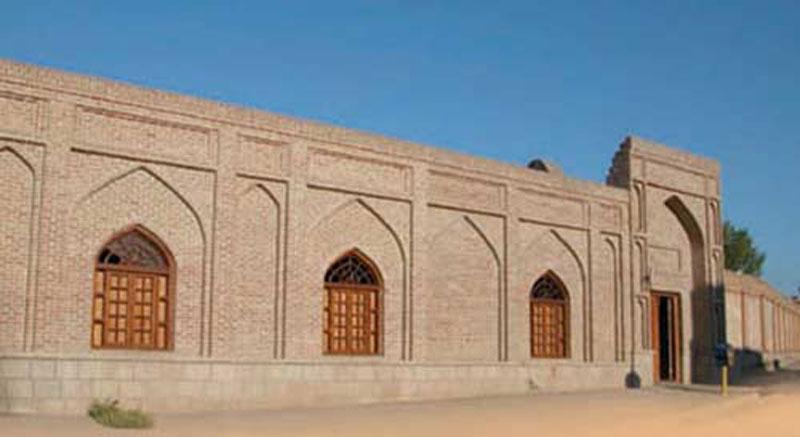 عکس مسجد جامع اهر