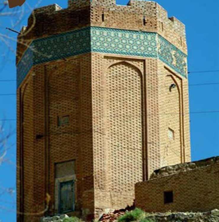 مقبره امامزاده شعیب