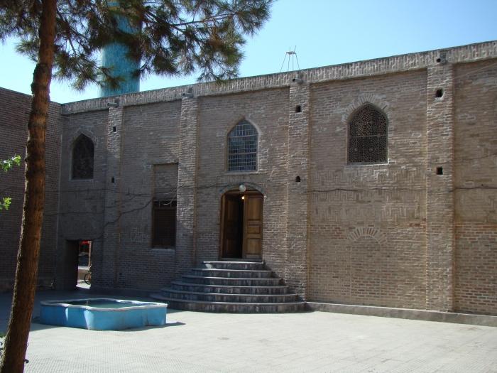 مسجد مهر آباد بناب