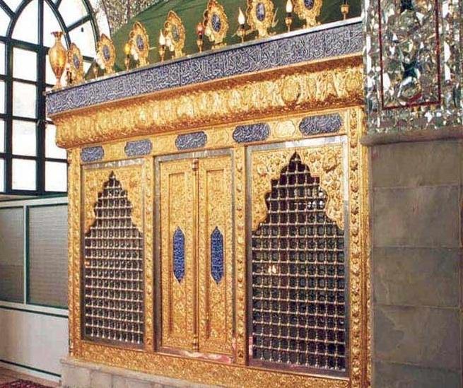 امامزاده سید محمد نوجه مهر