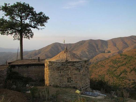 روستای اجاق کندی کلیبر