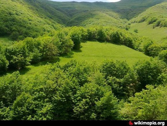 منطقه جنگلی چیچکلی