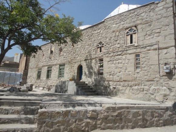 مسجد جامع خاروانا