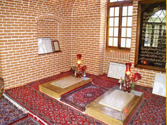 مقبره شیخ محمود شبستری