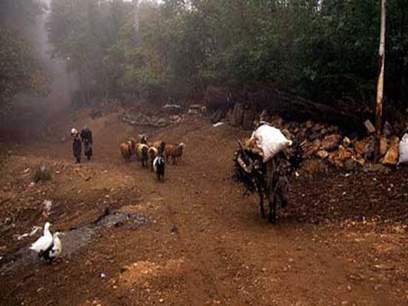 روستای آستمال