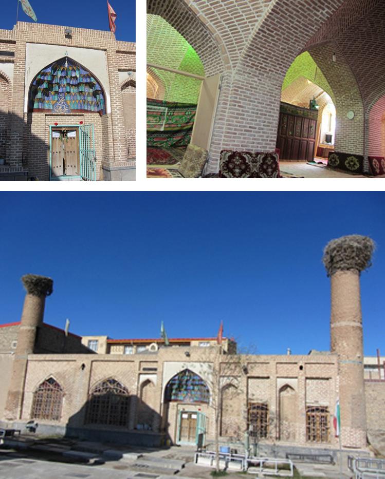 امامزاده بزرگ سراب