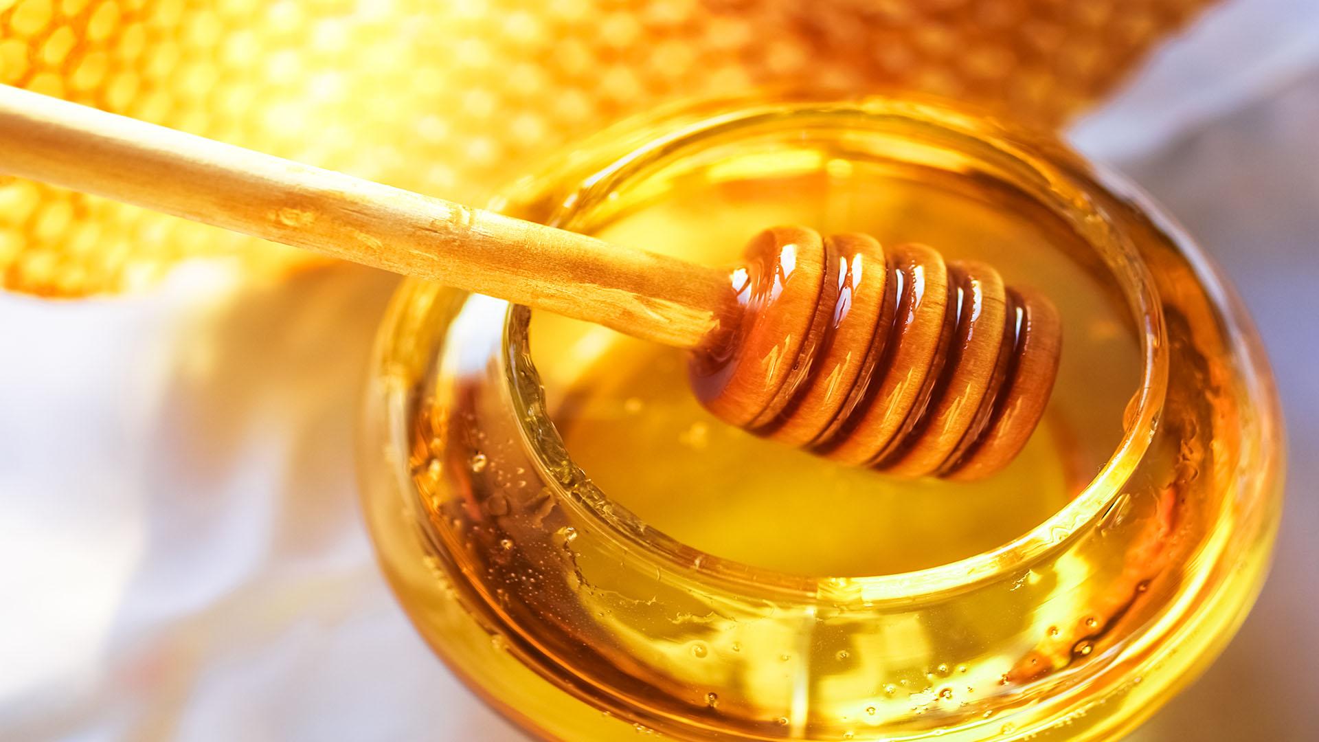 عسل میانه