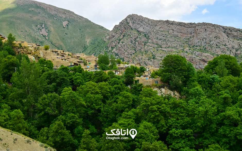 روستای اویندین