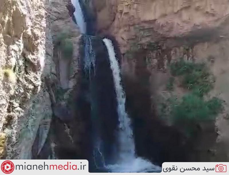 آبشار روستای نشق