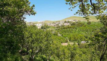طبیعت روستای آرموداق