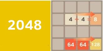 بازی آنلاین 2048